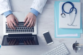 Apps for doctors – technology in healthcare